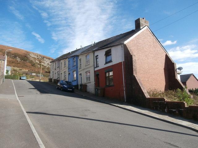 School St, Senghenydd