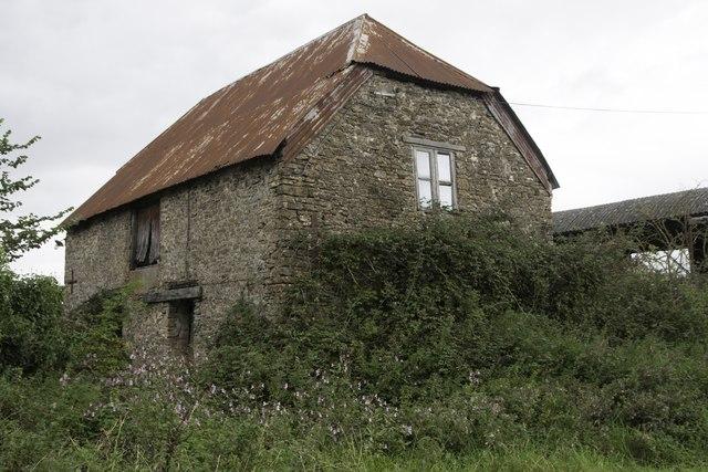 Barn, Overland Farm, Lower Halstock Leigh
