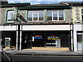 ST0291 : Talk of the Town barbers and hair stylists, Station Street, Porth by Jaggery