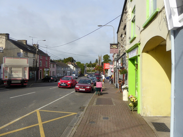 Main Street, Bailieborough