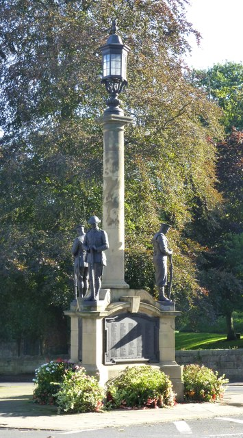 Alnwick War Memorial
