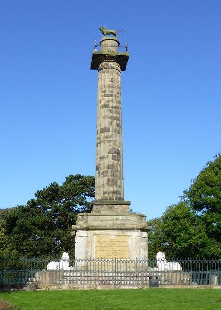 Percy Tenantry Column also known as 'the Farmer's Folly'