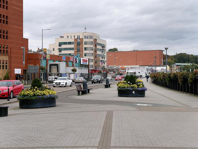 Derry, Queens Quay