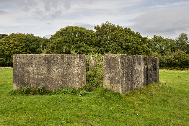 WWII Cheshire: Moore Heavy Anti-Aircraft Battery (3)