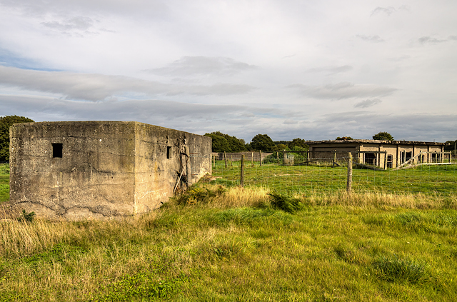 WWII Cheshire: Moore Heavy Anti-Aircraft Battery (7)