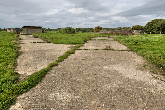 WWII Cheshire: Moore Heavy Anti-Aircraft Battery (11)