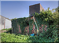 SJ3727 : WWII Shropshire: RAF Rednal - pillbox (7) by Mike Searle