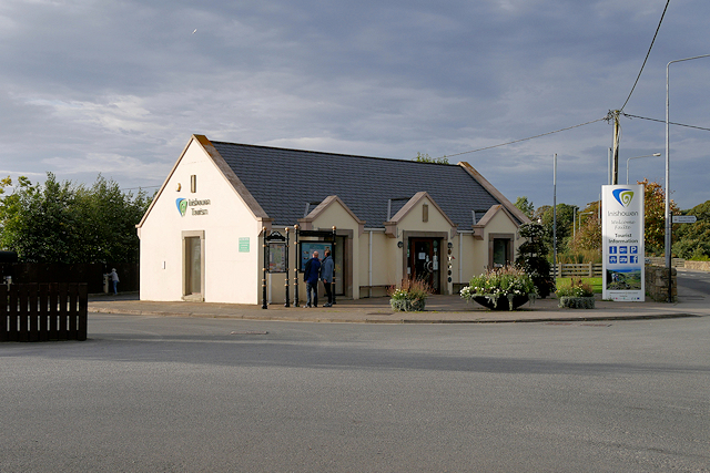 Inishowen Tourist Office, Buncrana