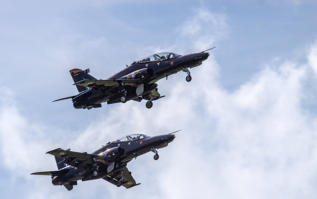 Formation take-off at RAF Valley (2)