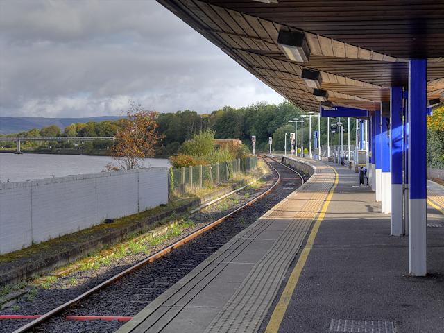 Londonderry (Waterside) Railway Station