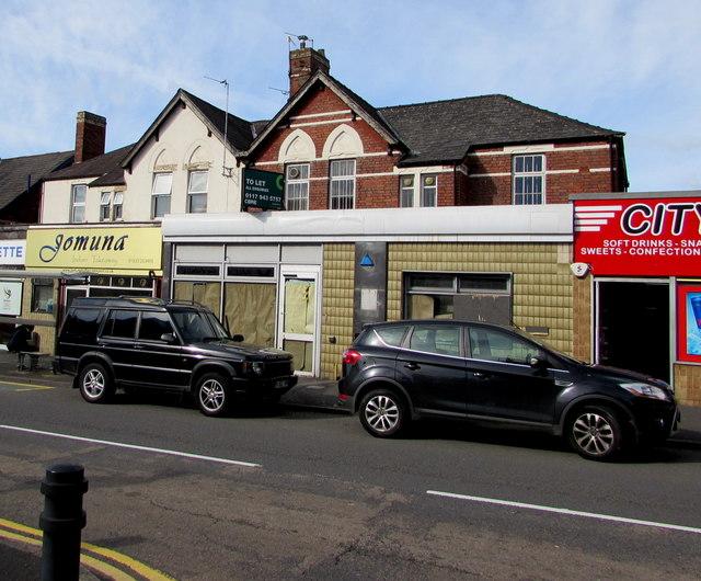 Former Barclays bank branch, Caerleon Road, Newport