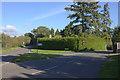 SU9383 : Dorney Wood Road, Burnham by Robert Eva