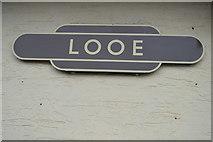 SX2553 : Looe Station by N Chadwick