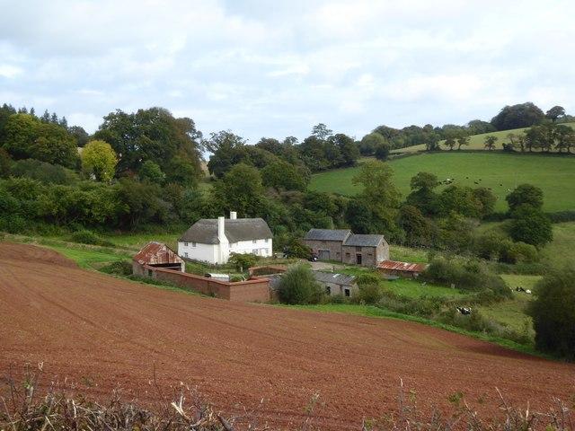 The farm at Terley