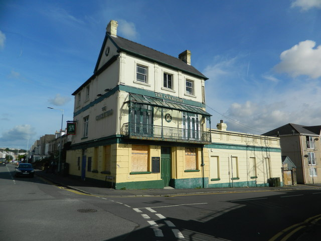 The Cricketers, Swansea