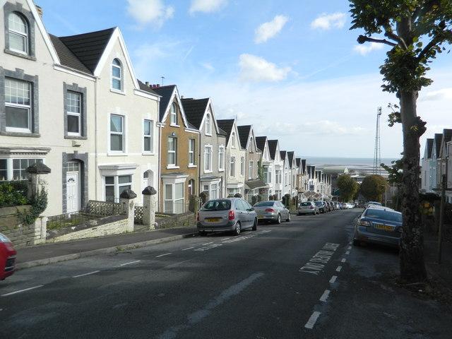 Finsbury Terrace, Brynmill, Swansea