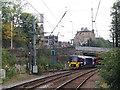 SE1437 : Shipley railway station - departure to Skipton by Stephen Craven