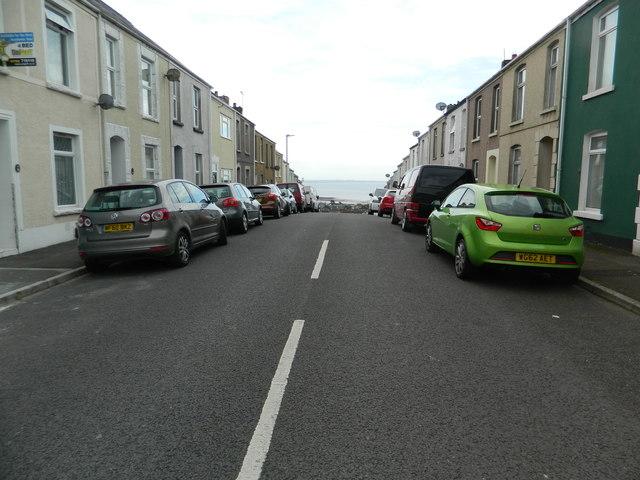 Cambridge St, Swansea