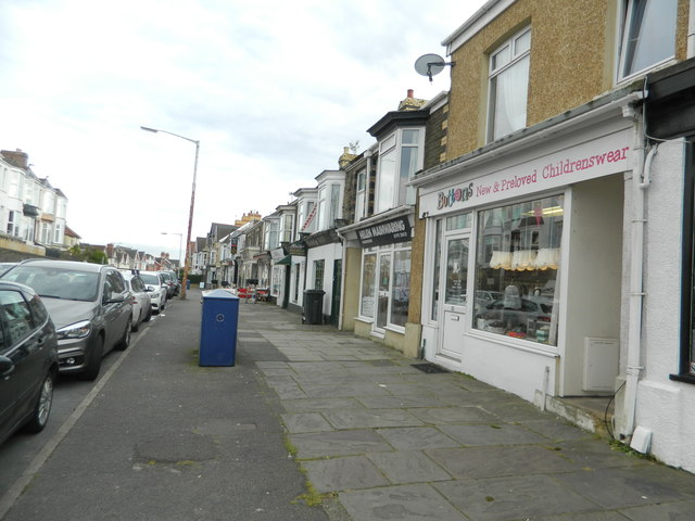 Shops, Eversley Rd, Sketty, Swansea