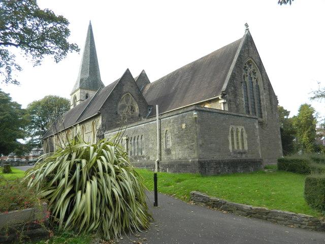St Paul's Church, Sketty, Swansea