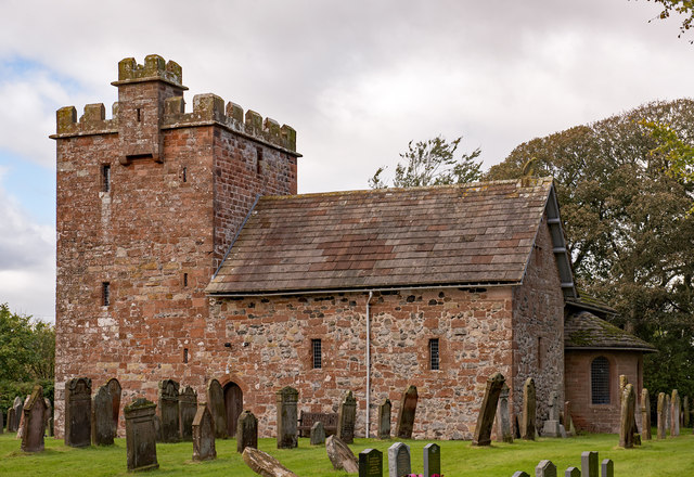 Church of St John the Baptist, Newton Arlosh