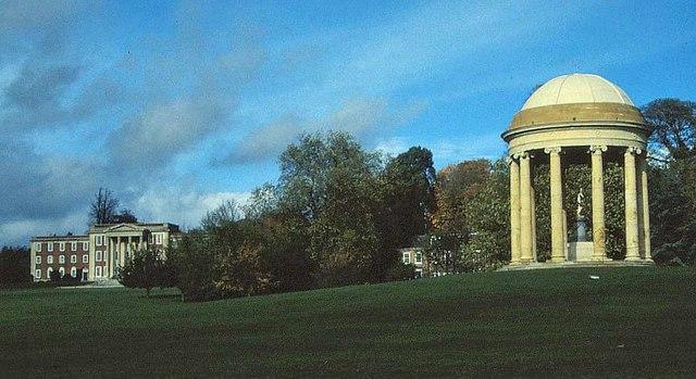 Rotondo, Stowe, 2000