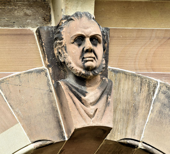 Head, Union Theological College, Belfast (October 2017)