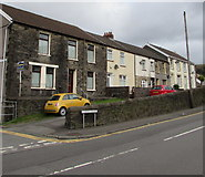 SS9993 : Salem Terrace houses, Llwynypia by Jaggery
