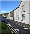 ST0291 : Syphon Street speed bump, Porth by Jaggery