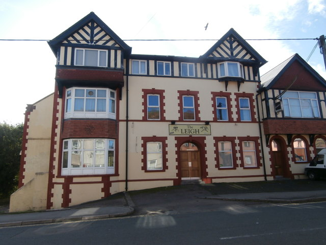 The Leigh Hotel, Senghenydd