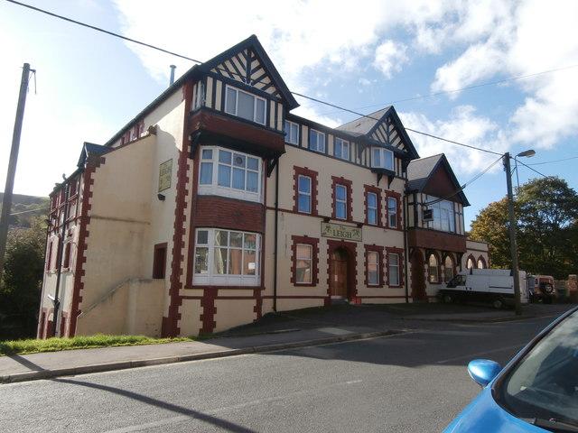The Leigh Hotel, Senghenydd