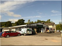 SK2664 : Tyres Direct Autocentre, Darley Dale by David Smith