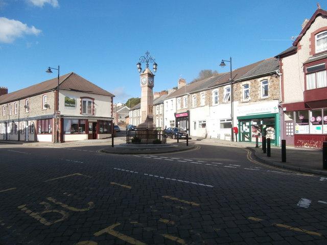 The Square, Senghenydd