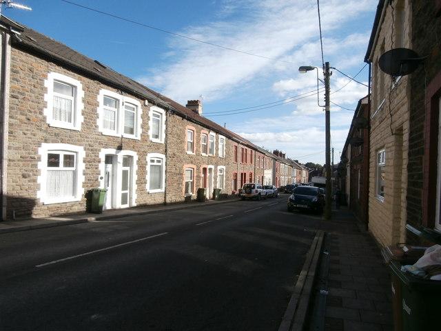 Commercial St, Senghenydd