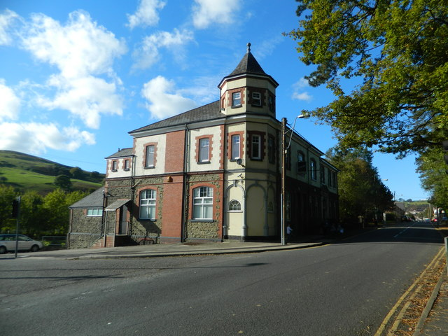 The Windsor Hotel, Senghenydd