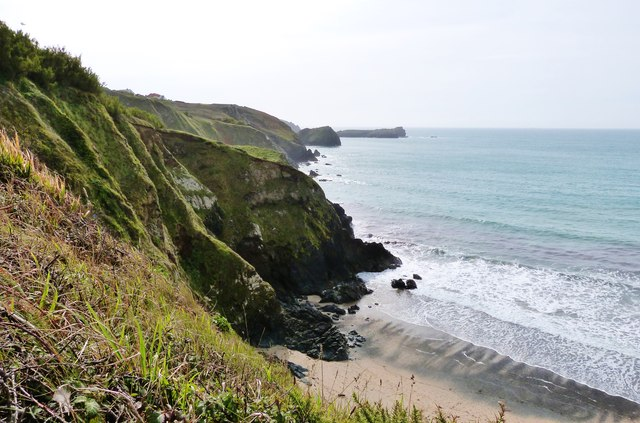 Polurrian Cove, near Mullion, Cornwall