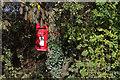 SU9384 : Post box on Dorney Wood Road by Robert Eva
