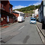 SS9892 : North Terrace, Blaenclydach by Jaggery