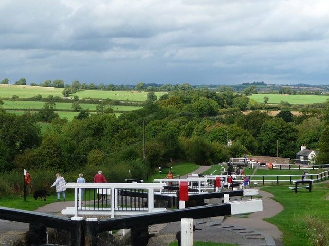 Foxton Locks Country Park