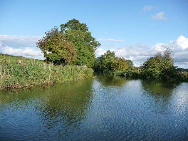 The Welford Arm from Welford Junction