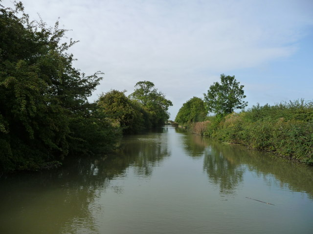 Grand Union Canal [Leicester section], looking south-west