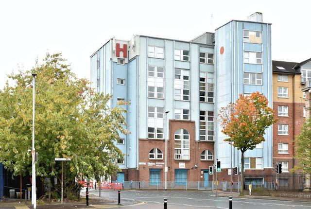 Durham House, Belfast - October 2017(1)