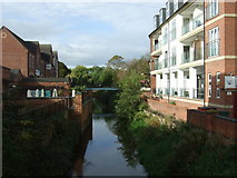 SJ9223 : The River Sow, Stafford by JThomas