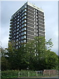 SJ9223 : Tower block, Stafford  by JThomas