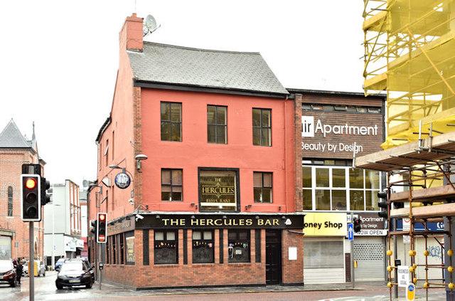 The Hercules Bar, Belfast (October 2017)