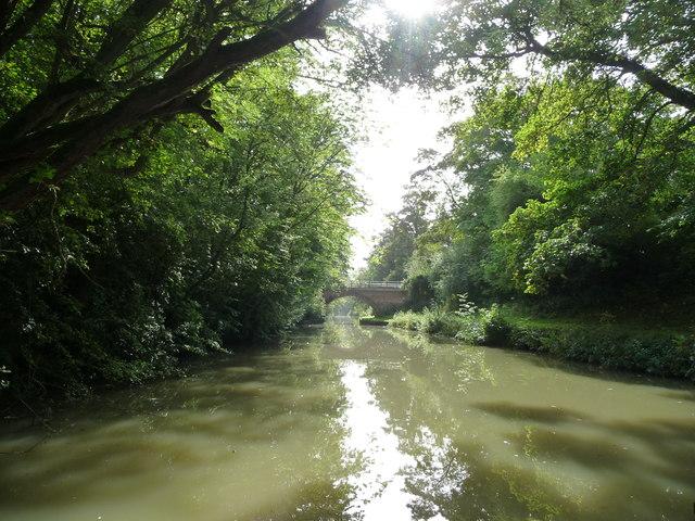 Grand Union Canal [Leicester section] near Park Farm