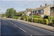 TL4661 : King's Hedges Road by Malcolm Neal