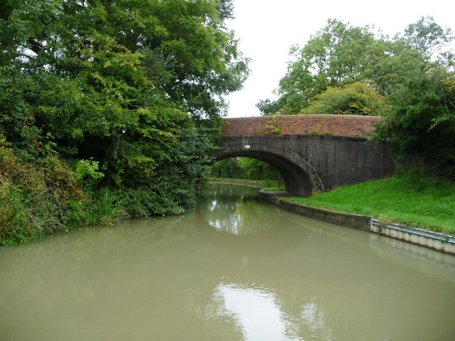 Bridge 20, Grand Union Canal [Leicester section]