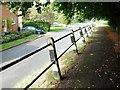 SP6075 : Raised pavement, High Street, Yelvertoft by Christine Johnstone