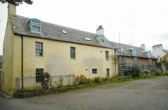 Barkly House, Braehead, Cromarty